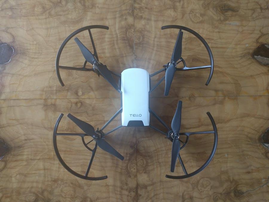 Hello, Tello - Hacking Drones With Go