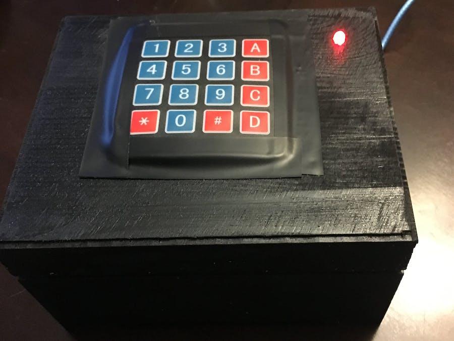 DIY Escape Room Lock Box Prop