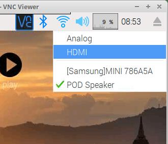 Raspberry Pi Internet Radio and MP3 Player with Bluetooth
