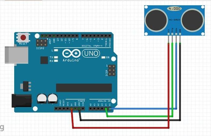 Transformer Diagram Obstacle Avoidance Arduino Robot Circuit Diagram