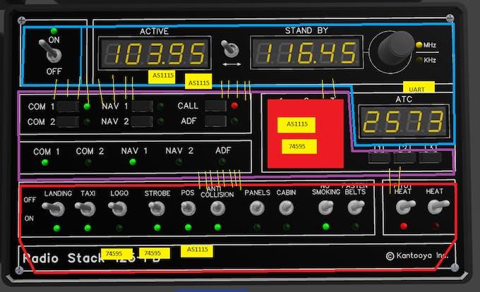 Flight Simulator Custom Controls - Arduino Project Hub