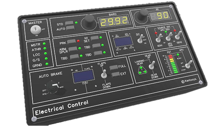 Flight Simulator Custom Controls - Hackster io