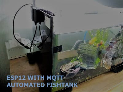 Fish Tank Control System