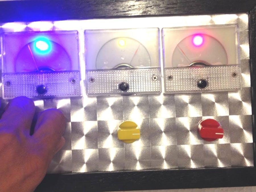 Arduino Game - The Crazy Potentiometers