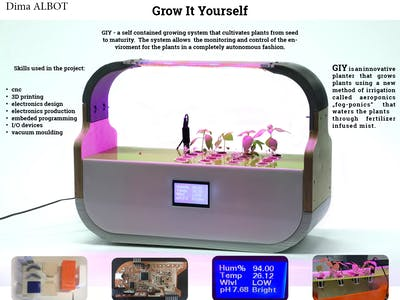 Grow It Yourself | GIY
