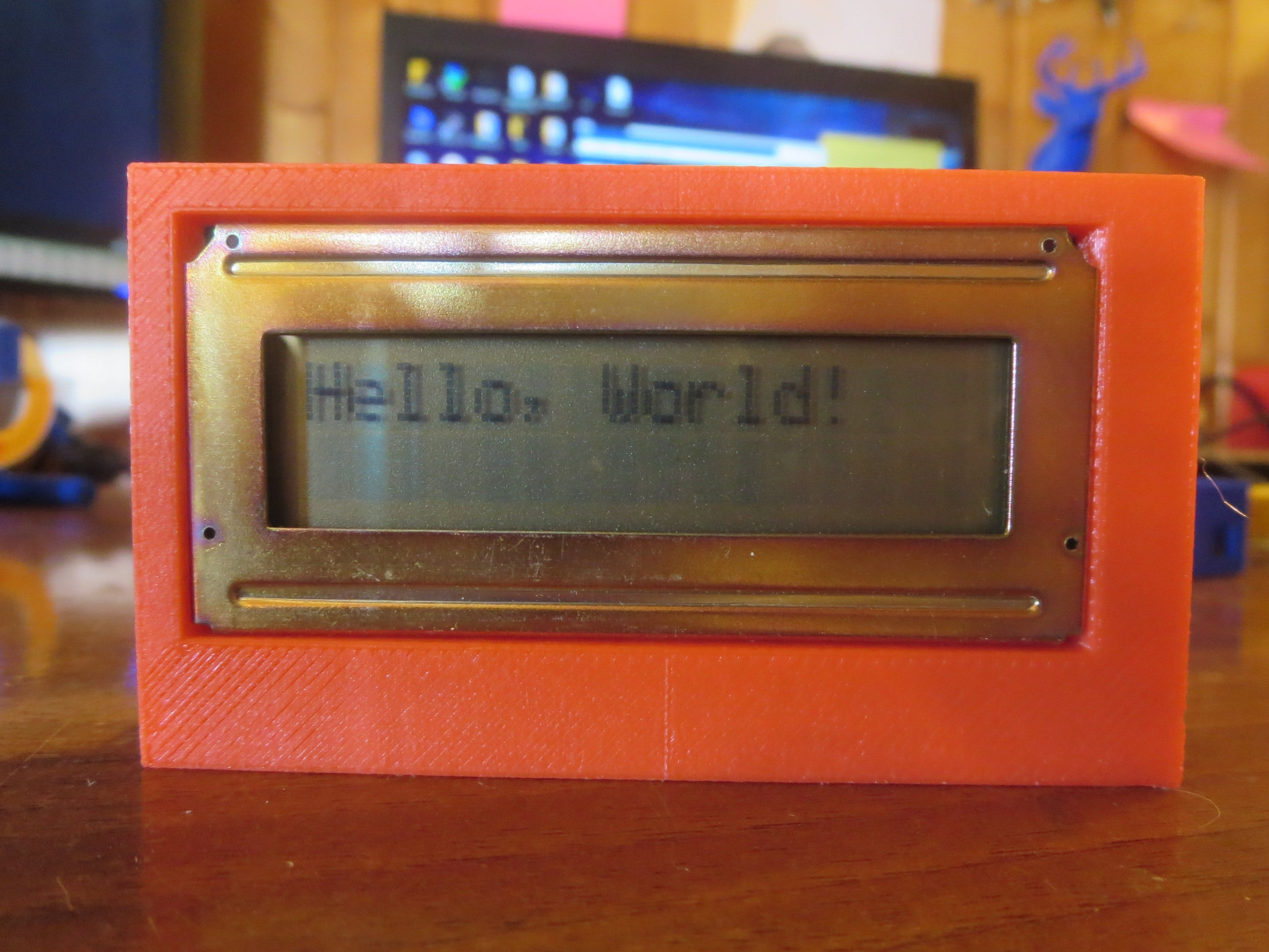 How to Use a HD44780 Based Display
