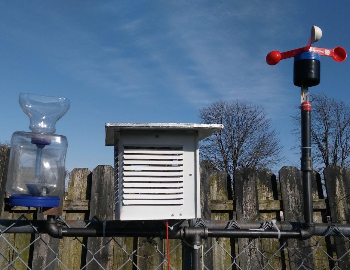 Weather Station Sensors