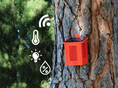 IoT Meteorological Station