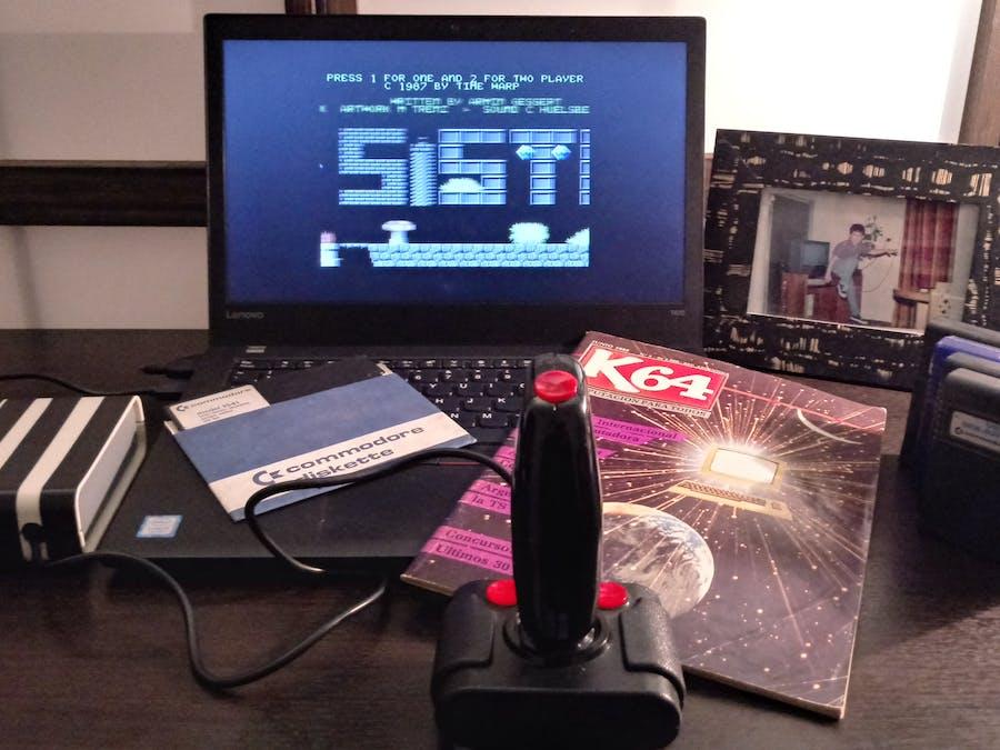 Commodore 64 Joystick USB Adapter | C64Joy - Hackster io