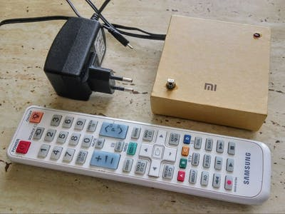 TV Remote for Speakers - IR Translator - Arduino Project Hub