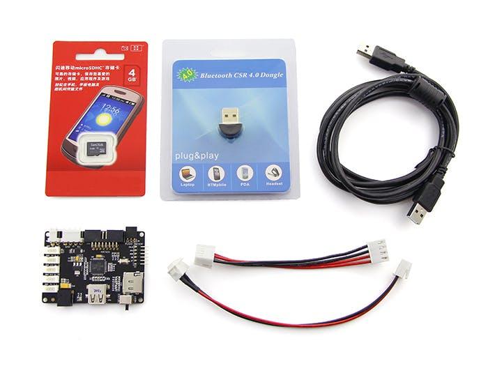 PIXEL Maker's Kit from Seeedstudio.com