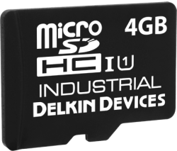Industrial SLC microSD