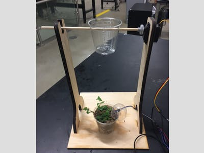 Plant Babysitter
