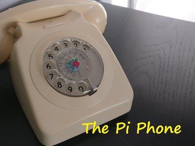 The Pi Phone