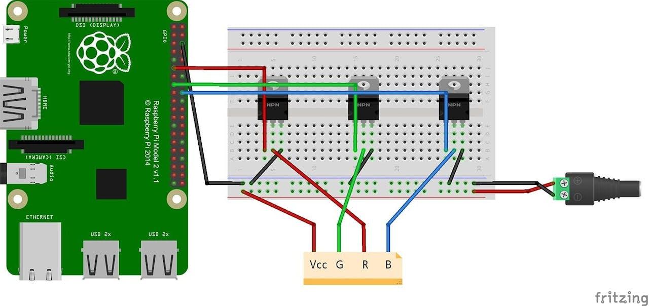 LED Alarm System - Hackster io