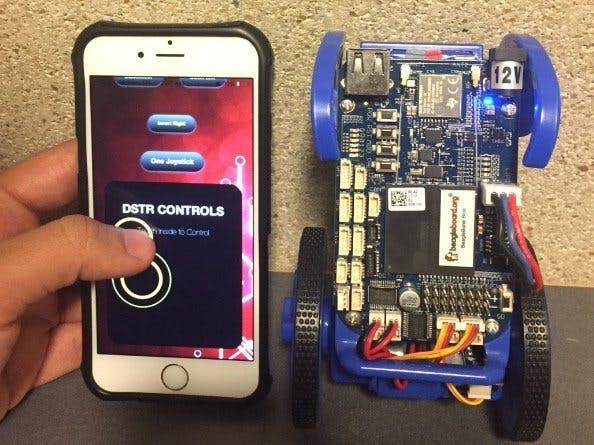 eduMIP DSTR Controller