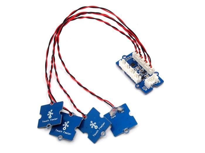 Grove - I2C Touch Sensor(MPR121)