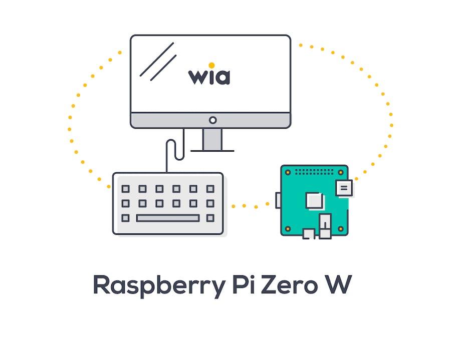 Publish Any Event to Wia Using Your Raspberry Pi Zero W