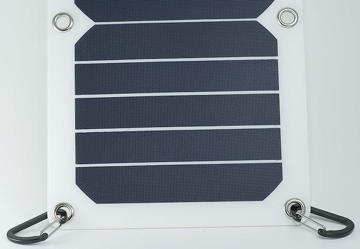 Solarpad | 5 Watt Ultra-Lightweight USB Solar Charger System by Solarcycle