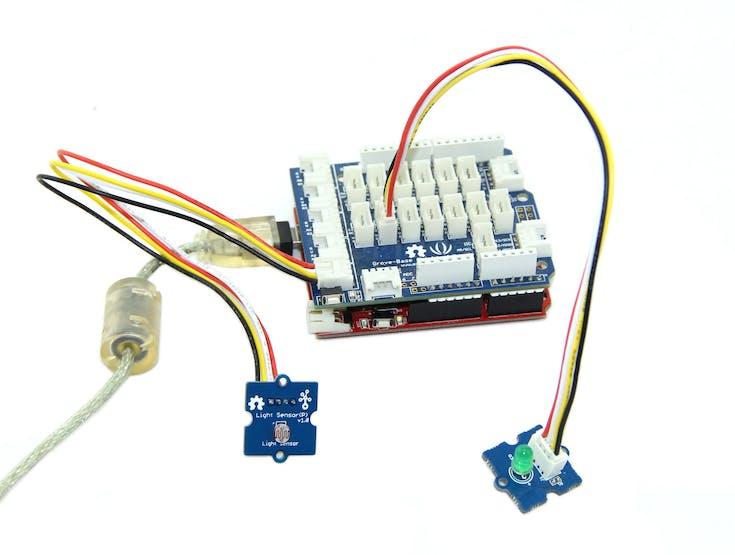 The Grove - Light Sensor