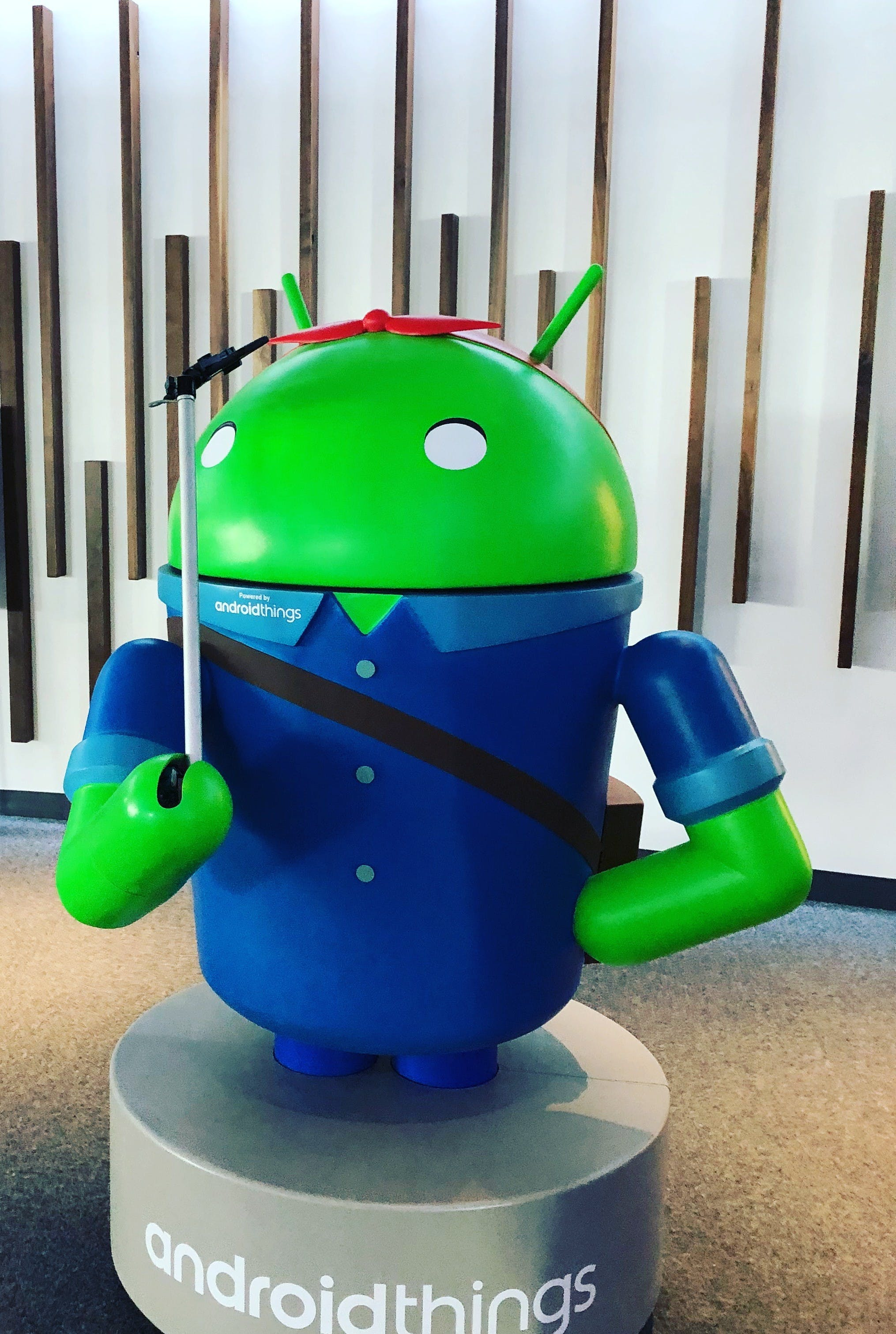 Rosie the Android v2