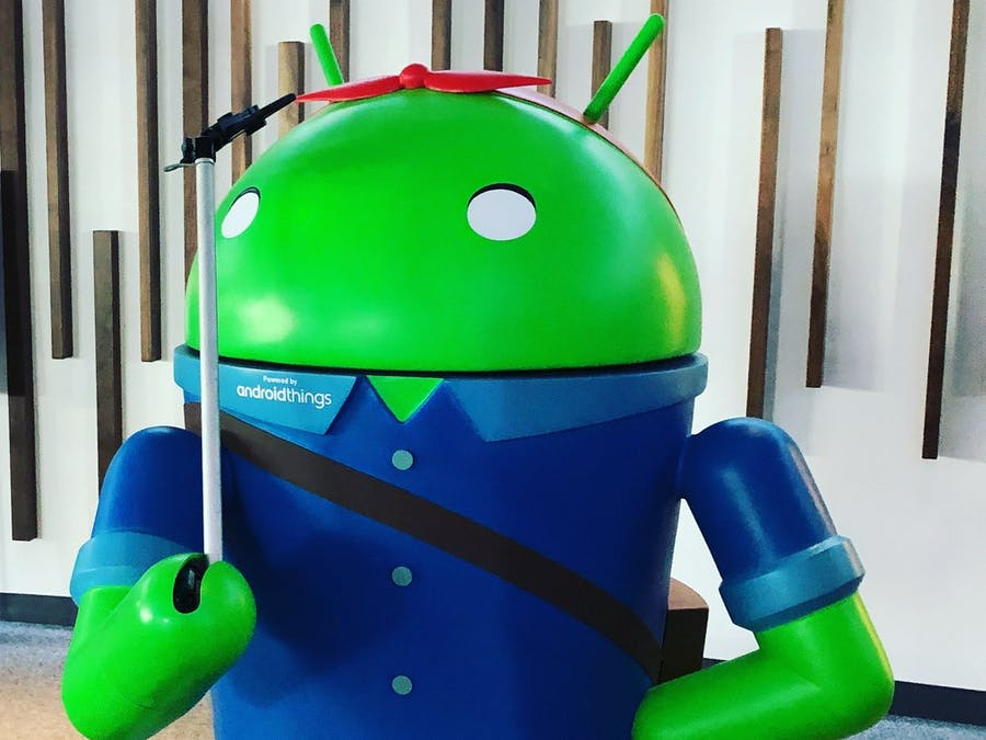 Rosie the Android
