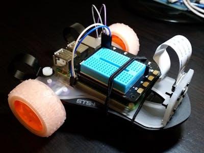 STS-Pi Roving Robot