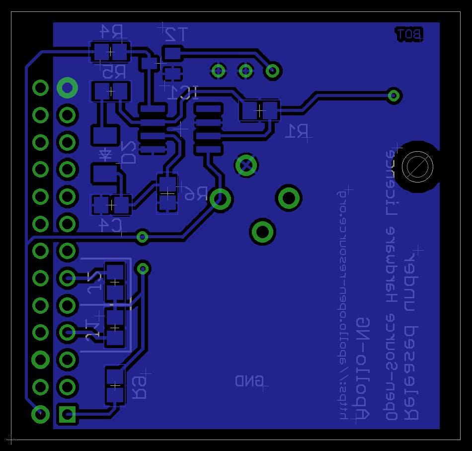 Pigi Raspberry Pi Geiger Counter Schematic