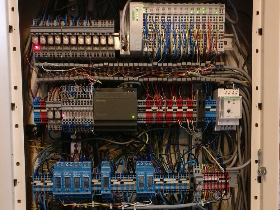 Building Automation with Open Source Components