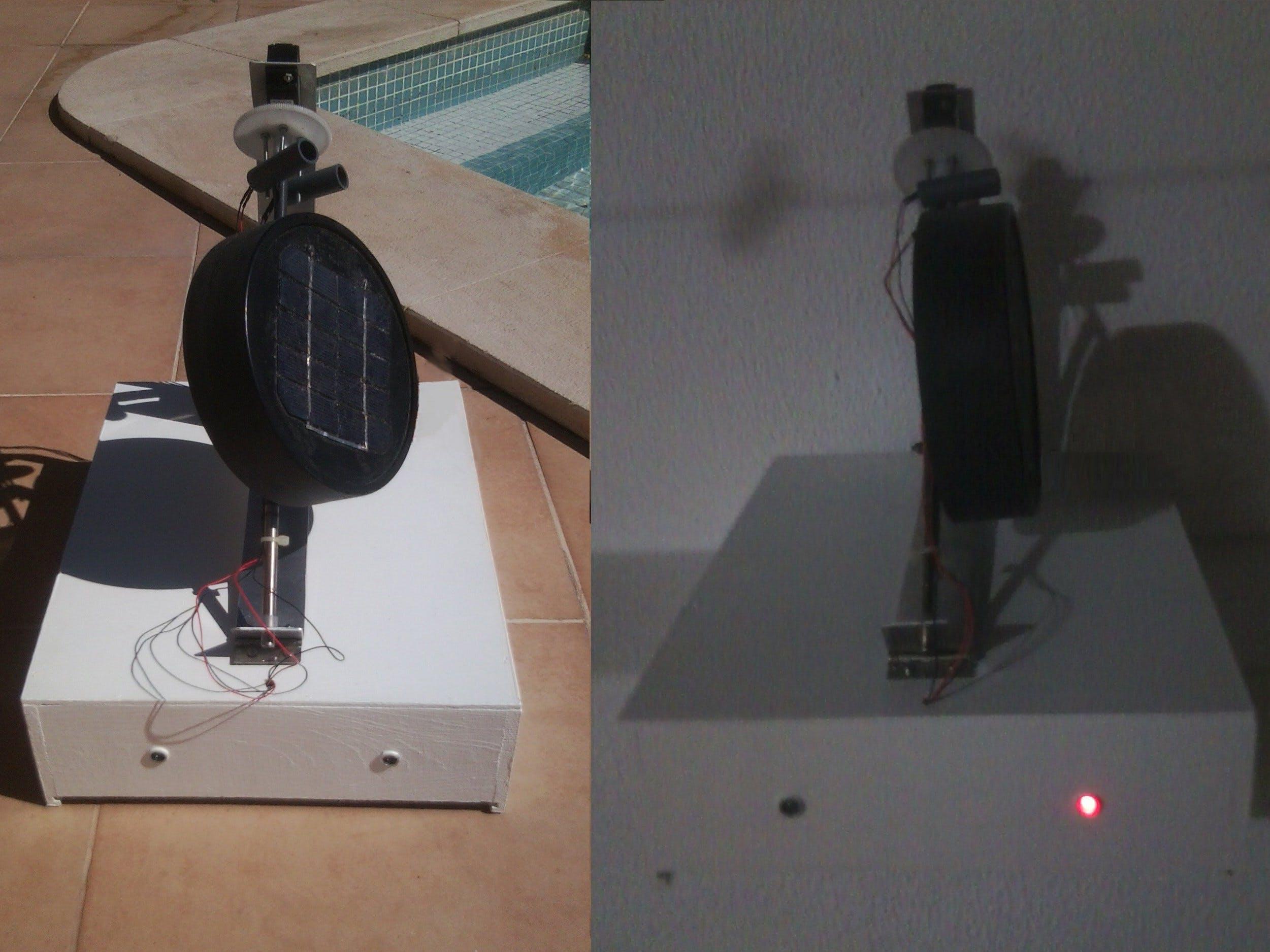 Solar Traker