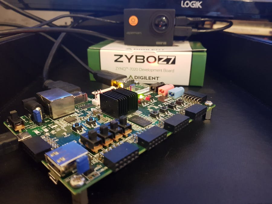 Creating a Zynq or FPGA-Based, Image Processing Platform - Digilent