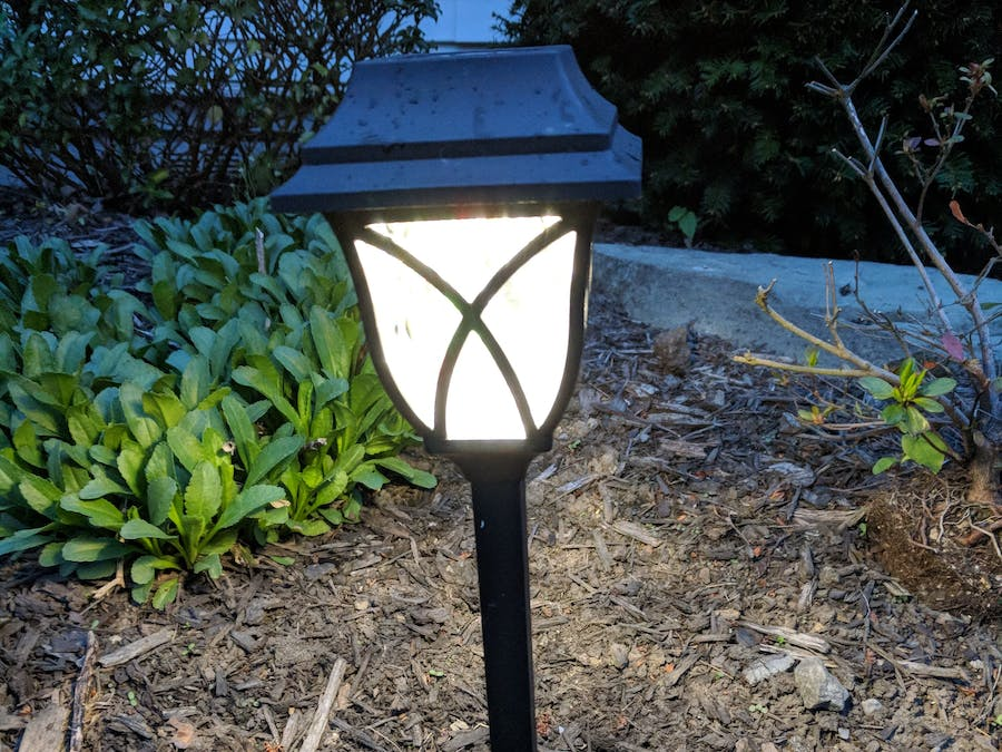 Smart Landscaping RGBW Lights