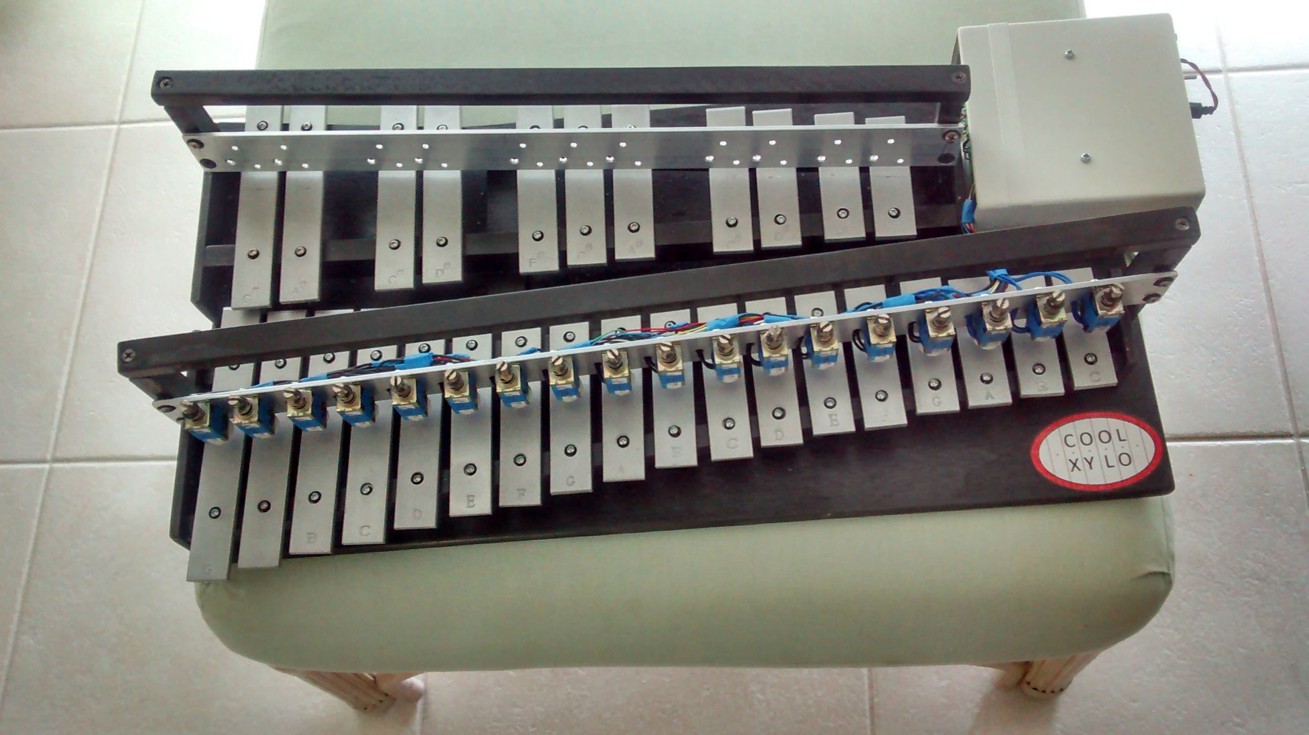 """Ammoon 29 Key """"Cool Xylo"""" Player Xylophone"""