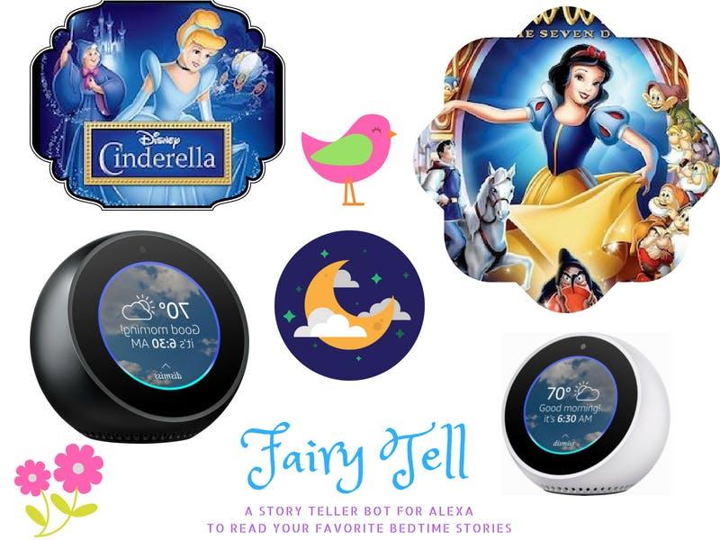 Fairy Tell Bot