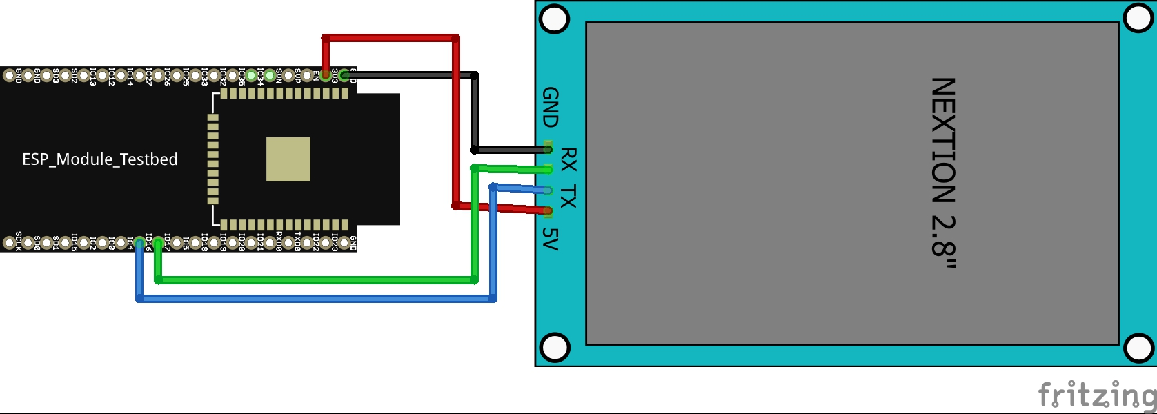 Atomic Clock and Weather with ESP32 and Nextion - Hackster io