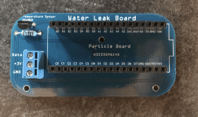 Sensor Board without Particle