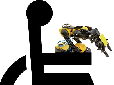 Wifi-Enabled Wheelchair Robotic Arm