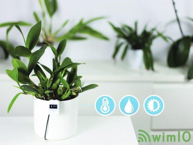 3D-printed 10$ WiFi Temperature/Humidity/Luminosity Sensor