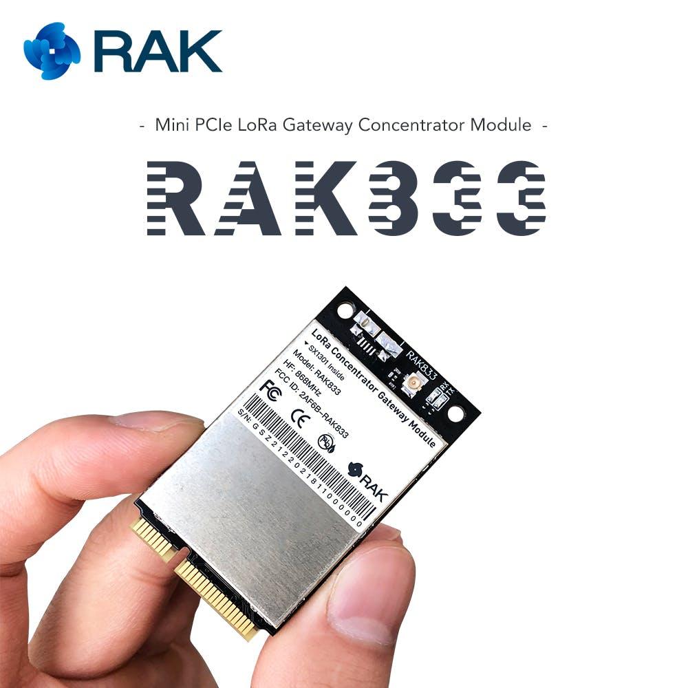 RAK833