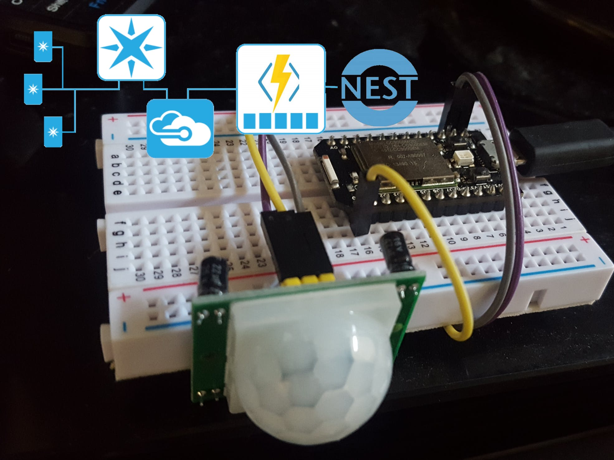 Auto-Away Assist for NEST Thermostat