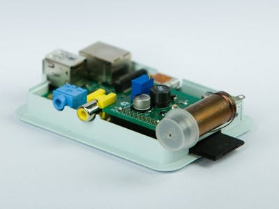 PiGI - Raspberry Pi Geiger Counter