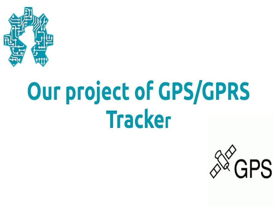 Project of GPS/GPRS Tracker