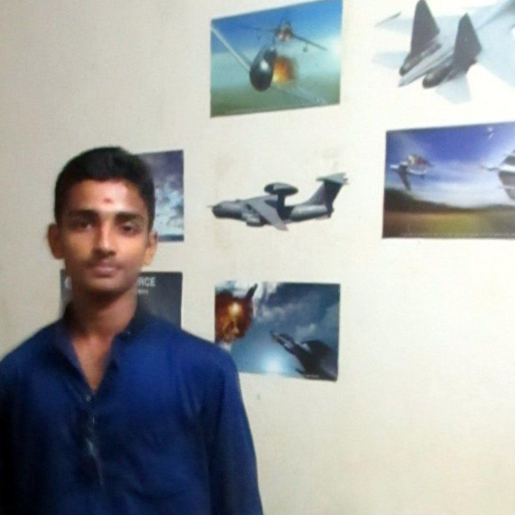 Aswin Dev S
