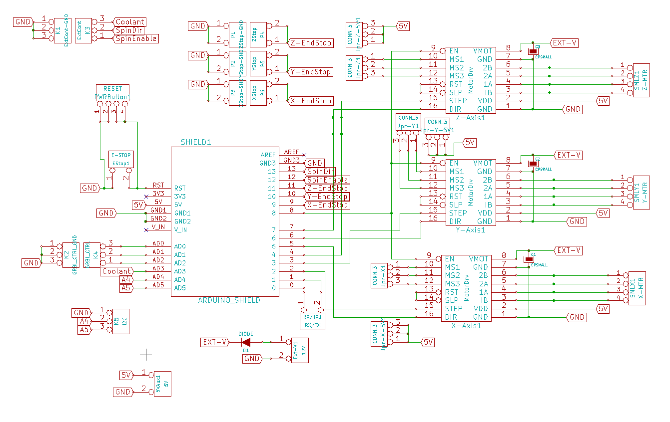 Arduino Shield Vw Schematic Arduino Prototype Shield Schematic