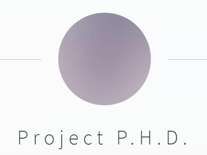 Project P.H.D