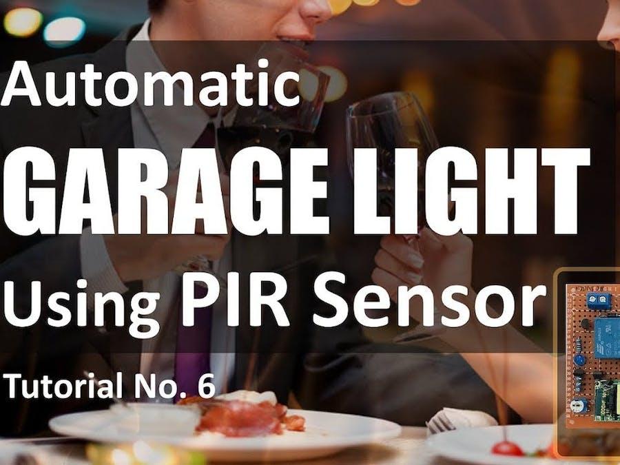 DIY - Automatic Garage Light