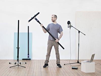 Kravox! Wireless, Motion and Touch-Sensing Instrument