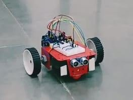 Voice Controlled Car