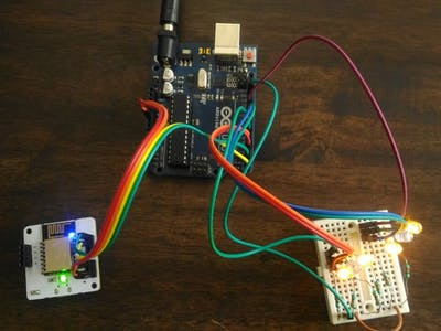 Controlling LED Brightness Using Bolt and Arduino
