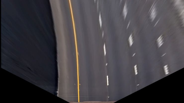 Curved Lane Detection - Hackster io